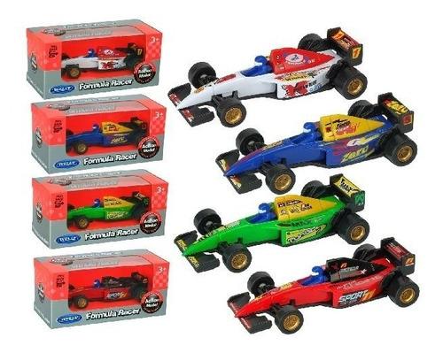 Auto De Carreras Formula 1 Welly 1:36 Pullback Palermo Znort