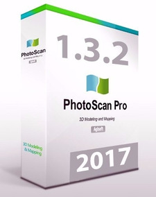 Agisoft Photoscan Pro 2017