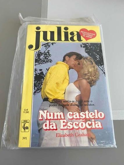 Livro Romance Anos 80 - Júlia N 391