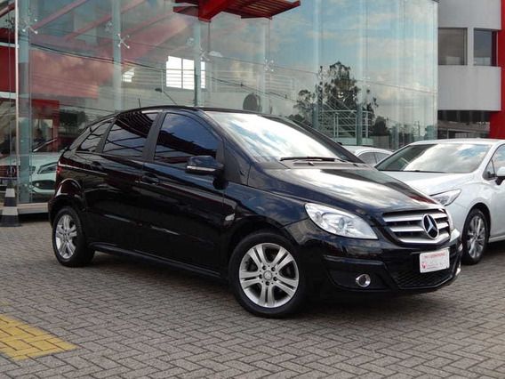 Mercedes-benz B 180 1.7 Gasolina 4p Automático 2011