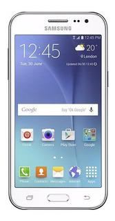 Samsung Galaxy J2 Dual SIM 8 GB Branco 1 GB RAM