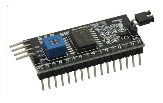 Modulo I2c Para Display Lcd 20x4 P/ Arduino, Pic, Raspberry