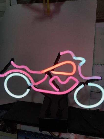 Luminária Neon