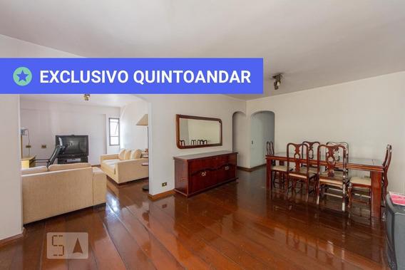 Apartamento No 7º Andar Com 2 Dormitórios E 2 Garagens - Id: 892961795 - 261795