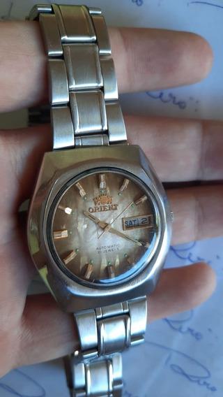 Relógio Orient - Automático - Revisado - Antigo - R587