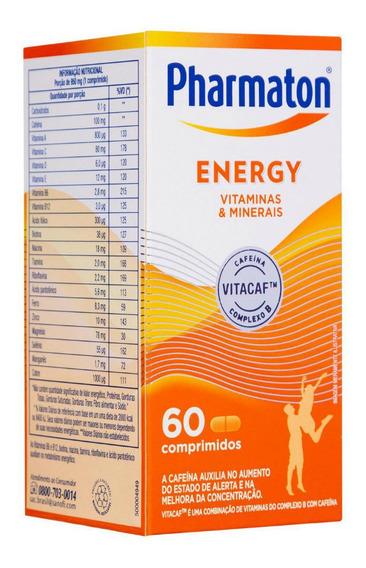 Pharmaton Energy 60 Capsulas Sanofi