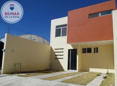 Casa Nueva En Venta A Unos Pasos De Avenida Fidel Velazquez