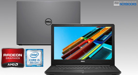 Notebook Dell Inspiron 15 ,i5, 1 Tb, 8gb Placa Video Amd 2gb