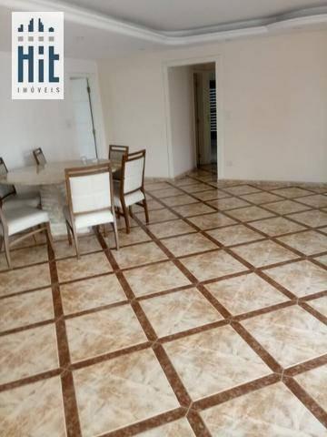 Apartamento Com 4 Dormitórios À Venda, 170 M² Por R$ 960.000,00 - Mooca - São Paulo/sp - Ap2622