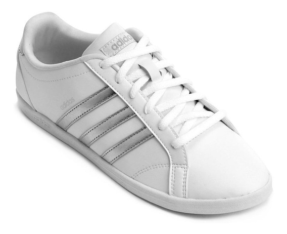 Tênis adidas Vs Coneo Qt - Feminino - Branco