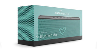 Bocina Portatil Energy Sistem Music Box B2 Blue-spk-1327
