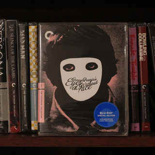 Criterion - Eyes Without A Face (bluray) - Georges Franju
