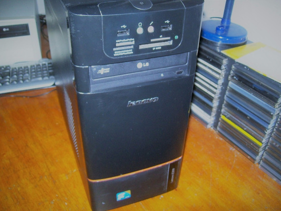 K1067 Cpu Lenovo Core 2 Duo E7400 Ddr2 2gb