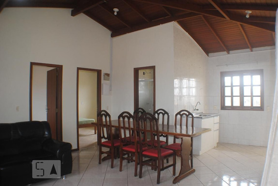 Apartamento No 2º Andar Mobiliado Com 2 Dormitórios E 1 Garagem - Id: 892948695 - 248695