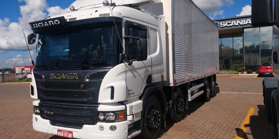 Scania P310 8x2 Camara Fria