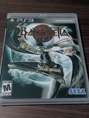 Bayonetta Ps3 Midia Fisica Usado Original