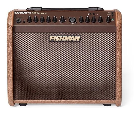 Amplificador Fishman Pro-lbc-500 Loudbox Charge 60w Bateria