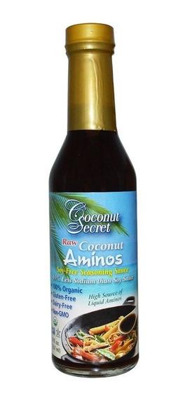Coconut Aminos Coconut Secret 237ml