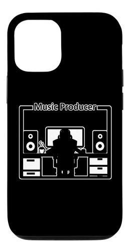 EstucheiPhone 12/12 Pro Productor De Música Electrónica Beat