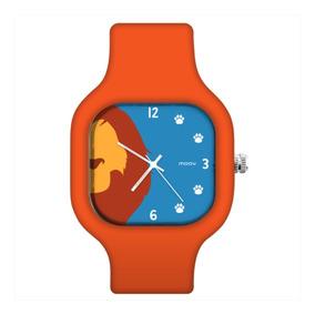 Relógio Troca Pulseira Personalizado Lion King