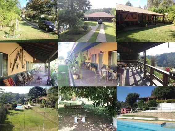 Venda Ou Locação, Chácara Recreio Lagoa Dos Patos Residencial, Na Cidade De Jundiaí. - Ch07795 - 34587487