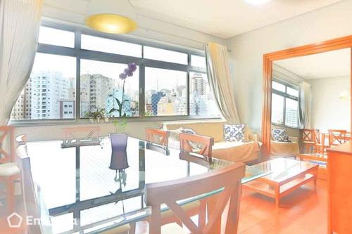 Imagem 1 de 10 de Apartamento À Venda Em São Paulo - 21304