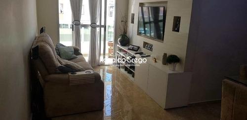 Apartamento Com 3 Dorms, Tatuapé, São Paulo - R$ 580 Mil. - V3886