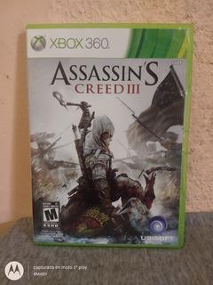 Assassins Creed 3 Para Xbox 360