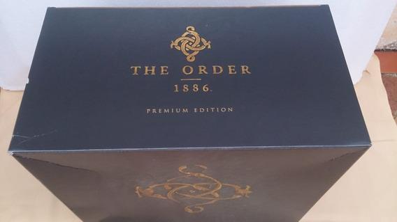 The Order Premium Edition - Ps4 - Versão Jogo Japonês