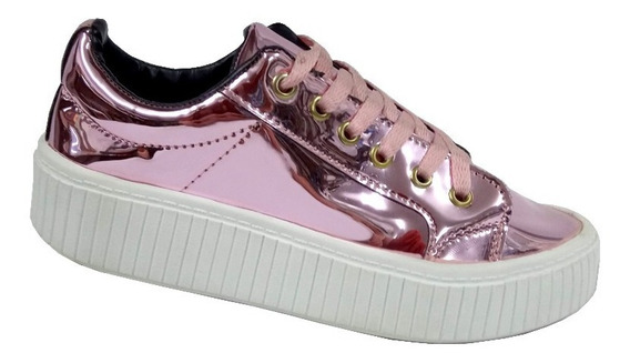 Zapatillas Mujer Sneakers Nuevo Moda Art. 232 C