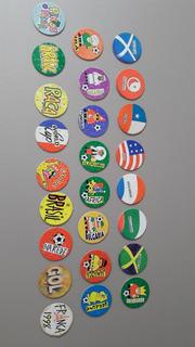 Tazos Copa Do Mundo 1998 98 Spell Pog Na Copa