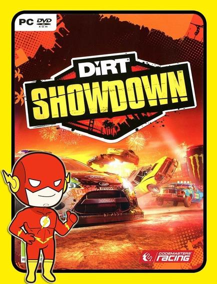 Dirt Showdown Pc - Steam Key (envio Flash)