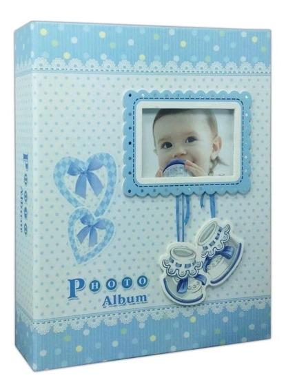 Álbum Fotográfico Do Bebê P/ 200 Fotos 10x15
