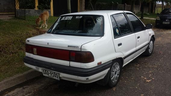 Daihatsu Charade Ano 90 Turbo Diesel