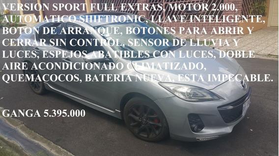 Mazda 3 Sport Full Ganga 5.395.000