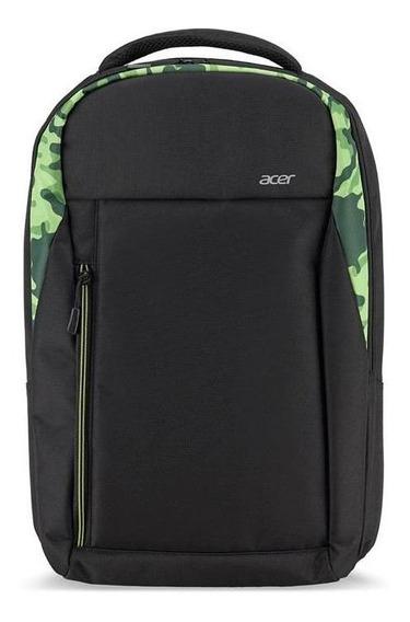 Mochila Acer Camuflada Para Notebook 15.6