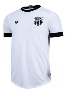 Camisa Ceara Oficial 2020 Branca Masculina Vozão C/nfe
