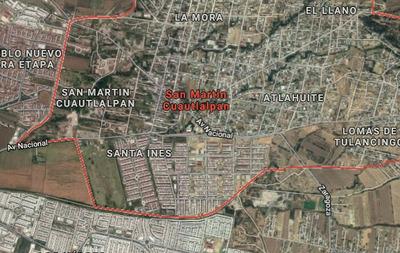 Casa En Remate Bancario, Camino A San Martin Cuautlalpan