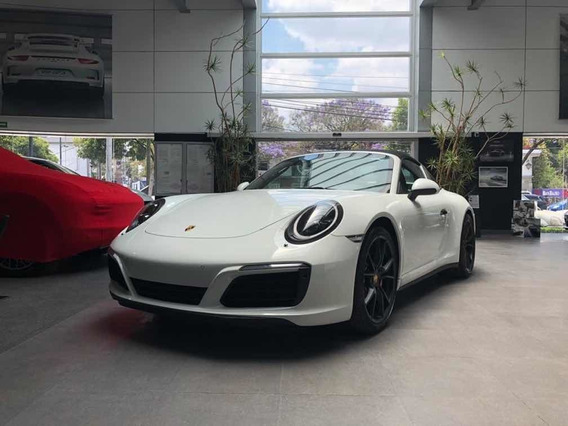 Porsche 911 3.0 Carrera Targa 4s Pdk At 2018