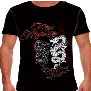Camiseta Mma Born To Win Masculina