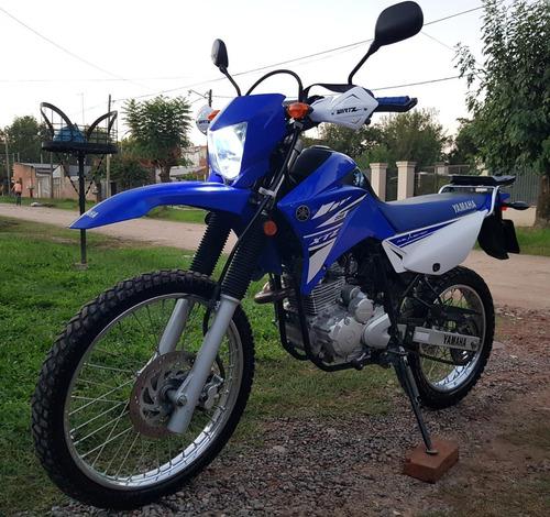 Yamaha Xtz 250 - Accesorios