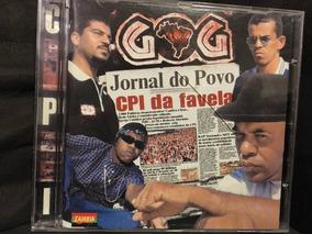 Cd Gog Cpi Da Favela (zambia)