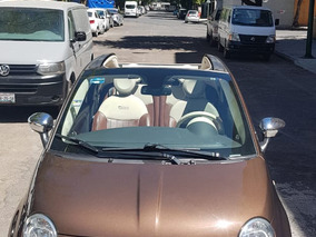 Fiat 500 1.4 Convertible Lounge Dualtronic At