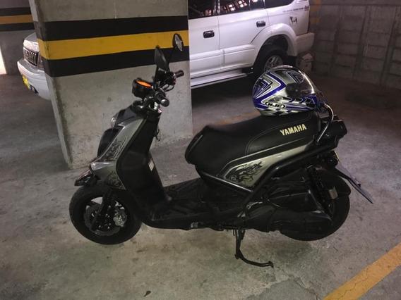 Yamaha Bws X Modelo 2016
