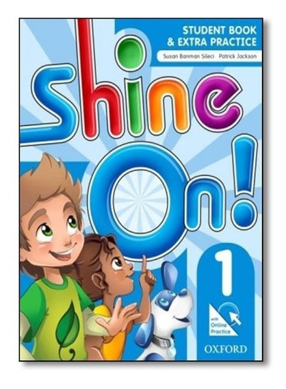 Shine On! 1 Students Book With Online Practice Pack