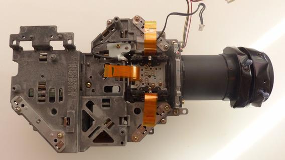 Bloco Optico Lente Projetor Sharp Pg-d120u