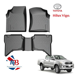 Alfombra De Bandeja Toyota Hilux Vigo