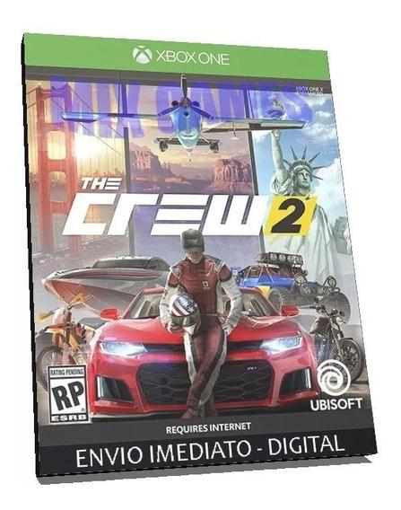 The Crew 2 - Xbox One - Original Online