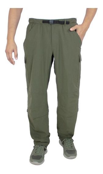 Pantalón Tipo Cargo, Convertible A Bermuda. Estilo 3071p