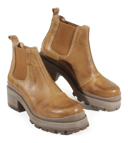Botas Plataforma Hush Puppies Art:covent Calzados Susy